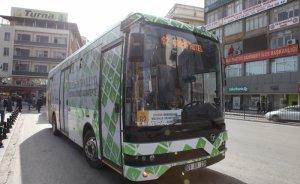 Gaziantep'te elektrikli otobüsler yola çıktı