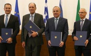 Doğu Akdeniz Doğal Gaz Boru Hattı için imzalar atıldı