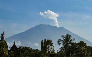 Agung Yanardağı patlarsa doğal gaz fiyatları artabilir