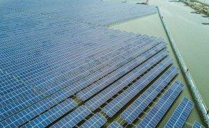Çin, 150 MW'lık yüzer GES'ten elektrik üretmeye başladı