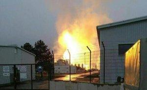 Avusturya'da doğal gaz santralinde patlama