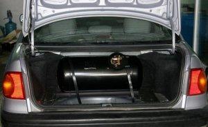 Trafiğe kayıtlı araçların yüzde 38.5'u LPG'li