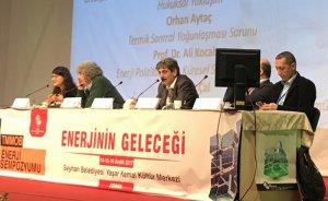Gürbüz: Çatıya GES kurmak kömür santrali kurmaktan zor