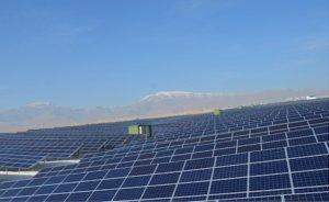 Niğde OSB'deki 5 MW'lik GES devrede
