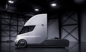 UPS, 125 Tesla elektrikli tır alacak