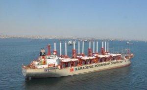 Dünyanın ilk enerji gemisi 'Doğan Bey'in elektrik üretim lisansı sona erdi