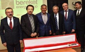 Tataristan ve Bereket Enerji işbirliği olanaklarını araştıracak