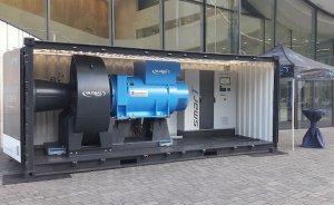 Avusturyalı Global Hydro'dan konteynıra sığan HES!