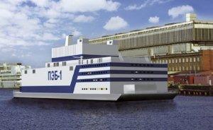 Dünyanın ilk yüzer nükleer santrali teste hazırlanıyor