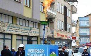 Malatya Doğanşehir'e doğal gaz ulaştı