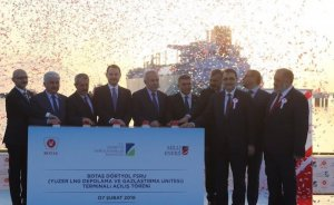 Türkiye'nin ikinci FSRU terminali devrede