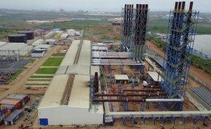 Aksa Enerji Gana'da 1 milyon saat kazasız çalıştı