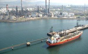 Ham petrol ithalatı Aralık'ta yüzde 24 azaldı