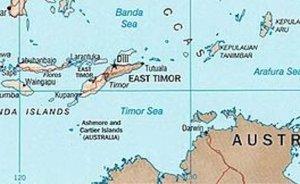 Avustralya - Doğu Timor enerji anlaşması yolda
