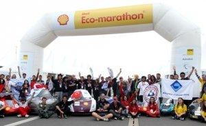 Shell Eco-marathon'da 16 Türk takımı