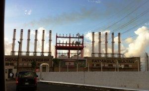 İşte Lübnan`a elektrik veren Fatmagül Sultan Powership
