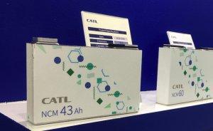 Çinli CATL Avrupa'da EV bataryaları üretecek
