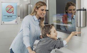 Total istasyonlarında tuvalet hijyeni artırıldı