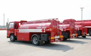 TP tanker ve kamyon kiralayacak