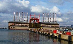 EÜAŞ'dan İstanbul'da 240 MW'lık yüzer elektrik santrali