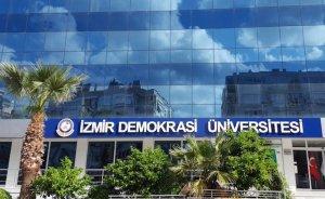 İzmir Demokrasi Üniversitesi elektrik doçenti alacak