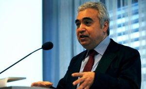 Birol: Enerji politikaları sürdürülebilir kalkınma hedefleri için yeterli değil