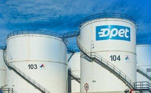 OPET Mersin'deki depolama kapasitesini artırıyor