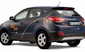 Linde'nin hidrojenli aracı elektrikli araçlara yenildi
