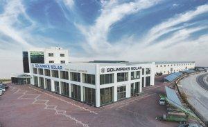 Solimpeks düzlemsel güneş kolektöründe dünya yedincisi