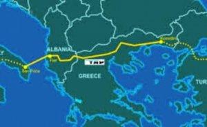 TAP'ın Yunanistan ayağı yılsonuna kadar tamamlanacak