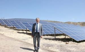 Çankırı Belediyesi güneşten 700 bin TL kazanacak