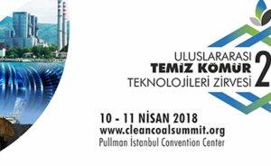 2. Uluslararası Temiz Kömür Teknolojileri Zirvesi ve Fuarı başlıyor