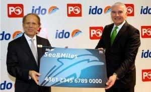 İDO Sea&Miles'a PO'da yüzde 3 akaryakıt indirimi