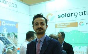 Solarçatı güneşte küçük yatırımcıya da kolaylık ve kaliteyi hedefliyor