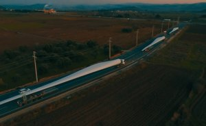 LM Wind'den ilk rüzgar kanadı ihracatı