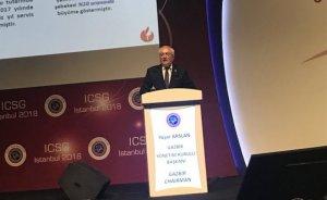Arslan: Gaz dağıtım sektörü BlockChain'e hazırlanıyor