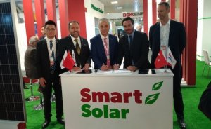 Akfen'in iki GES'inin panelleri Smart Energy'den