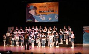 Aksa Doğalgaz'dan çocuk koroları şenliğine destek