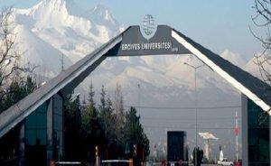 Erciyes Üniversitesi enerjici profesör alacak