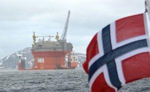 Norveç sularının enerji sahası için petrol boru hattı