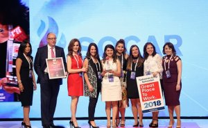 SOCAR Türkiye'ye en iyi işveren ödülü