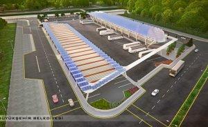 Ordu otobüs terminali kendi elektriğini üretecek