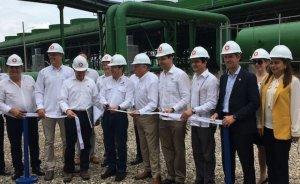 Honduras'ın ilk jeotermal santrali açıldı