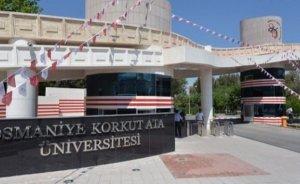 Osmaniye Korkut Ata Üniversitesi elektrik doçenti alacak