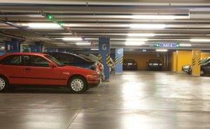 LPG'li araçlara kapalı otopark affı