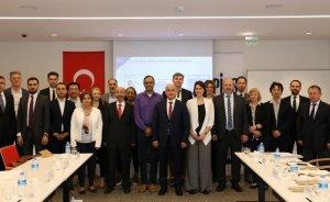 Dünya Bankası Heyetinden EPİAŞ'a ziyaret