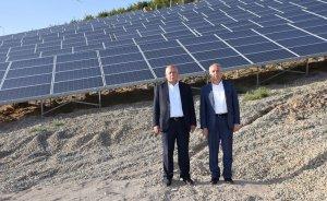 Dursunbey Belediyesi güneşten kara geçti