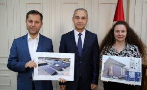 Aladdin Keykubat Üniversitesi kendi elektriğini üretecek