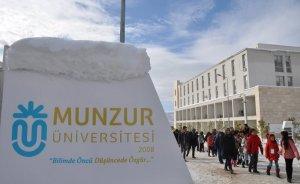 Munzur Üniversitesi çevreci profesör alacak