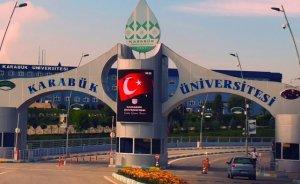 Karabük Üniversitesi elektrik ve çevreci öğretim üyeleri alacak